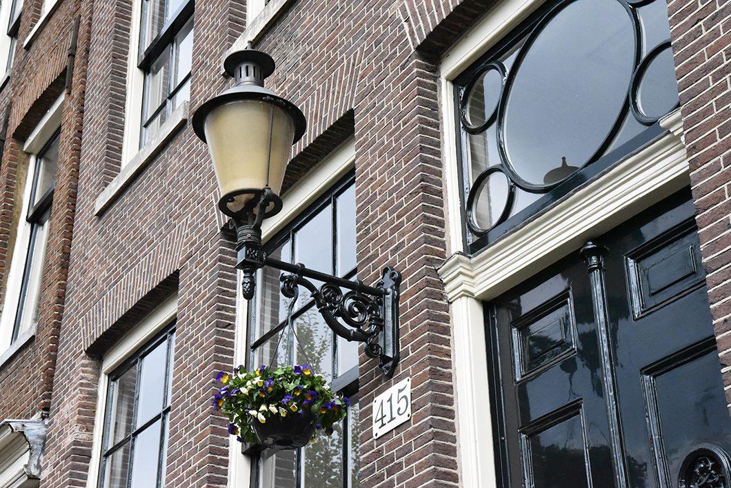 Quartier de Jordaan, incontournable à Amsterdam