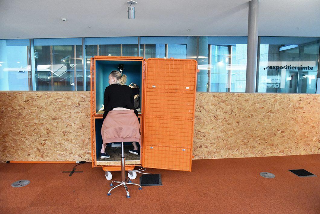 Visiter la Bibliothèque publique d'Amsterdam