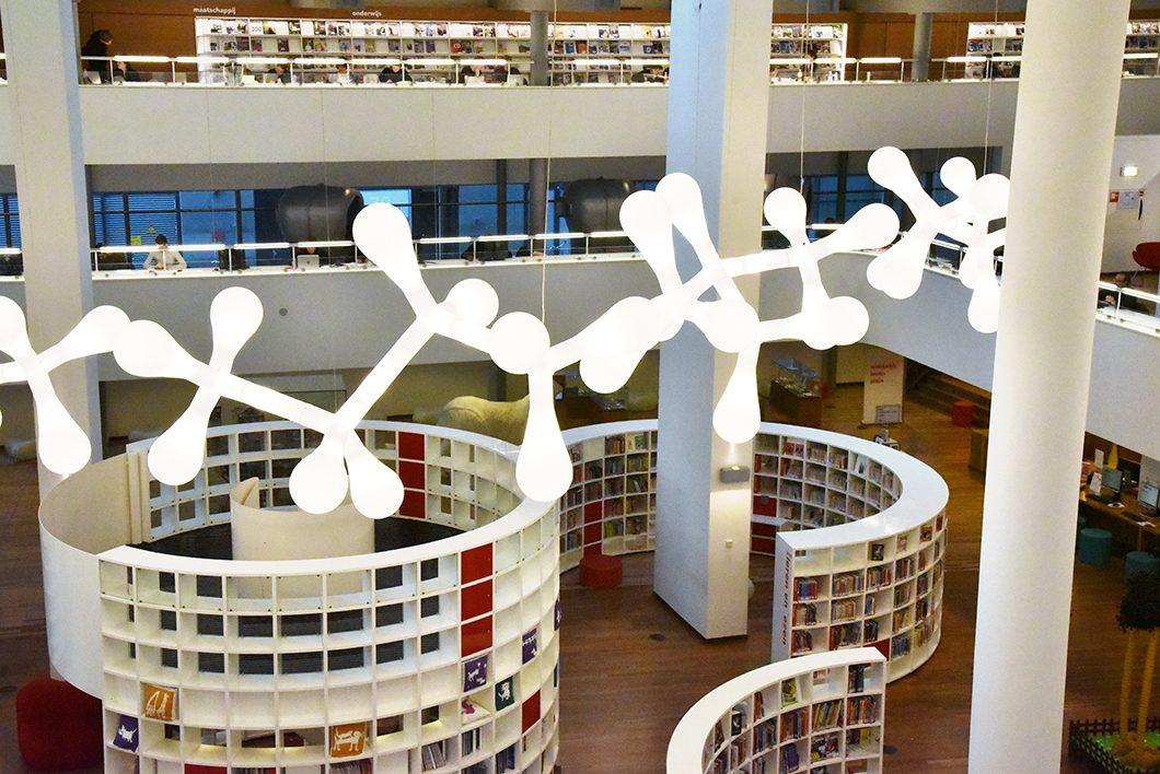 La Bibliothèque publique d'Amsterdam