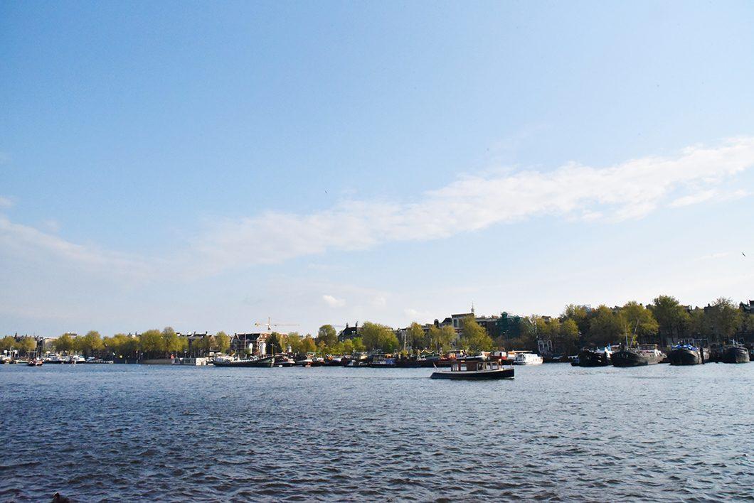 Que faire à Amsterdam ? Visiter le quartier de la Bibliothèque publique d'Amsterdam