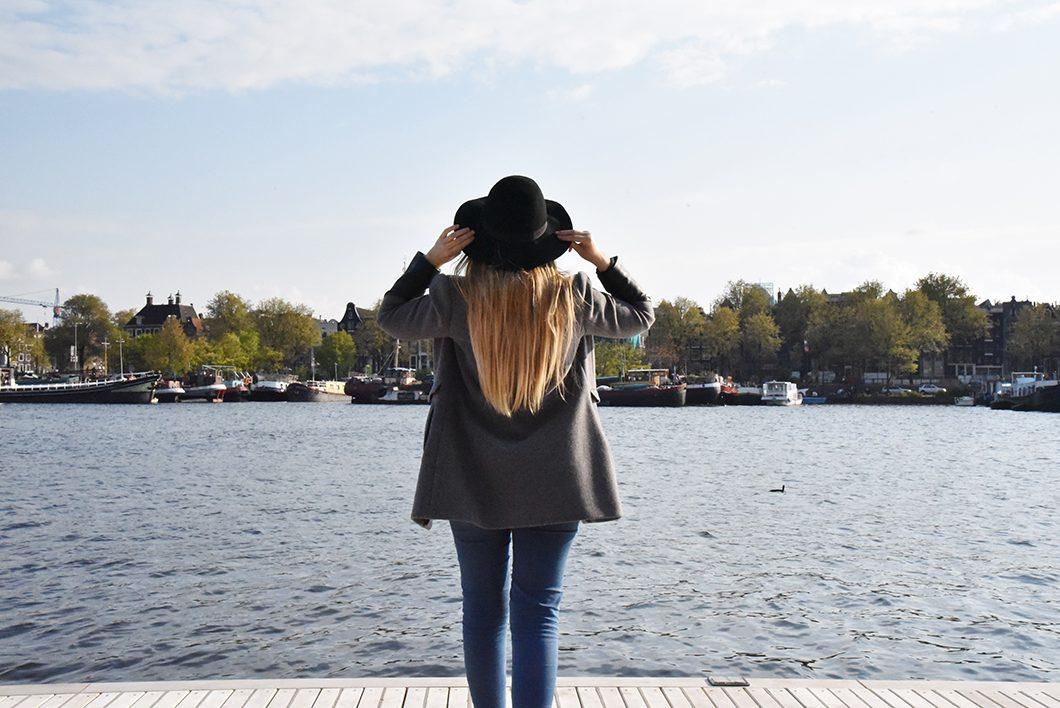 Les quais de Amsterdam