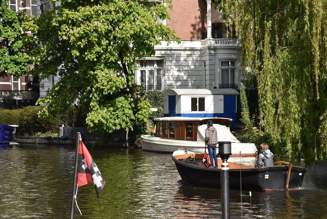 Visite insolite Amsterdam