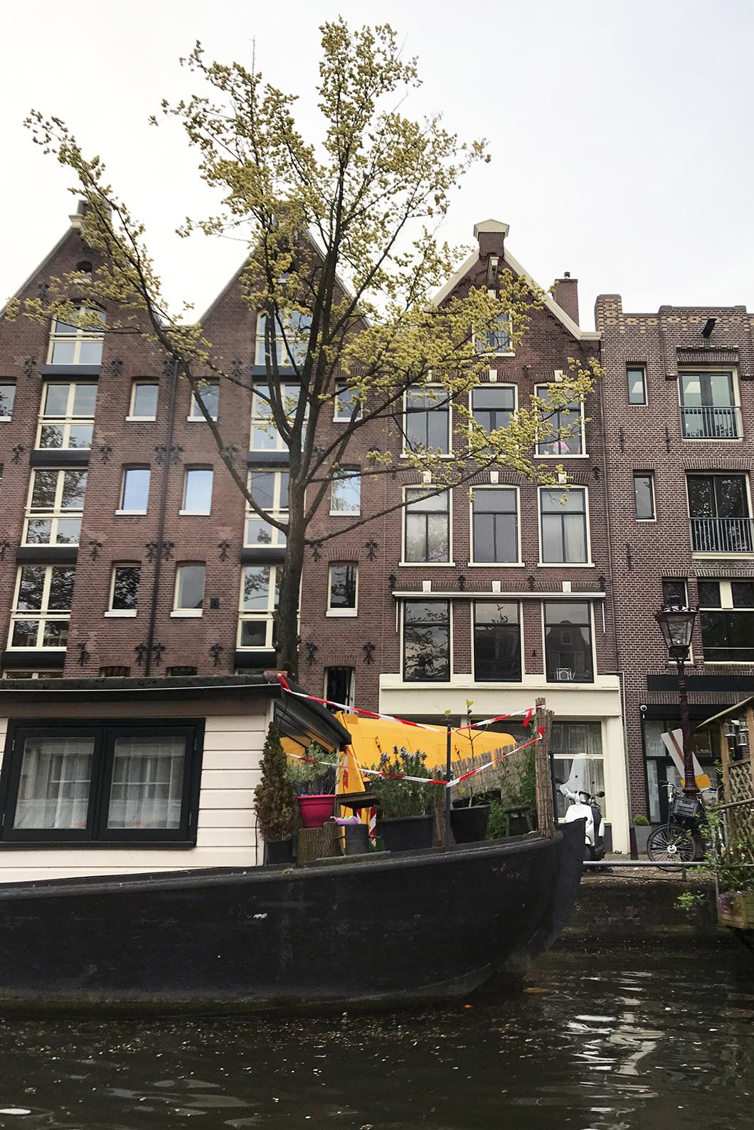 Balade bateau - Activités à Amsterdam