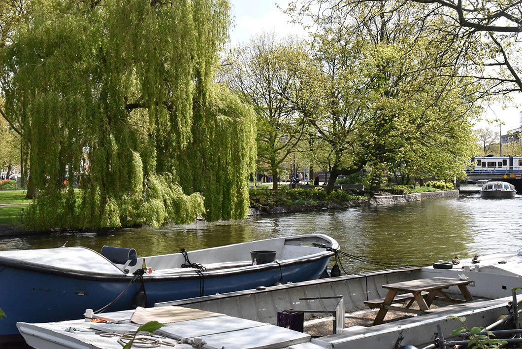 Que faire à Amsterdam ? Visite du parc de Sarphatipark