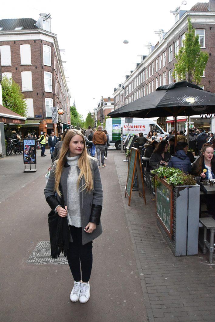 Que faire dans le Quartier De Pijp à Amsterdam ? Le marché