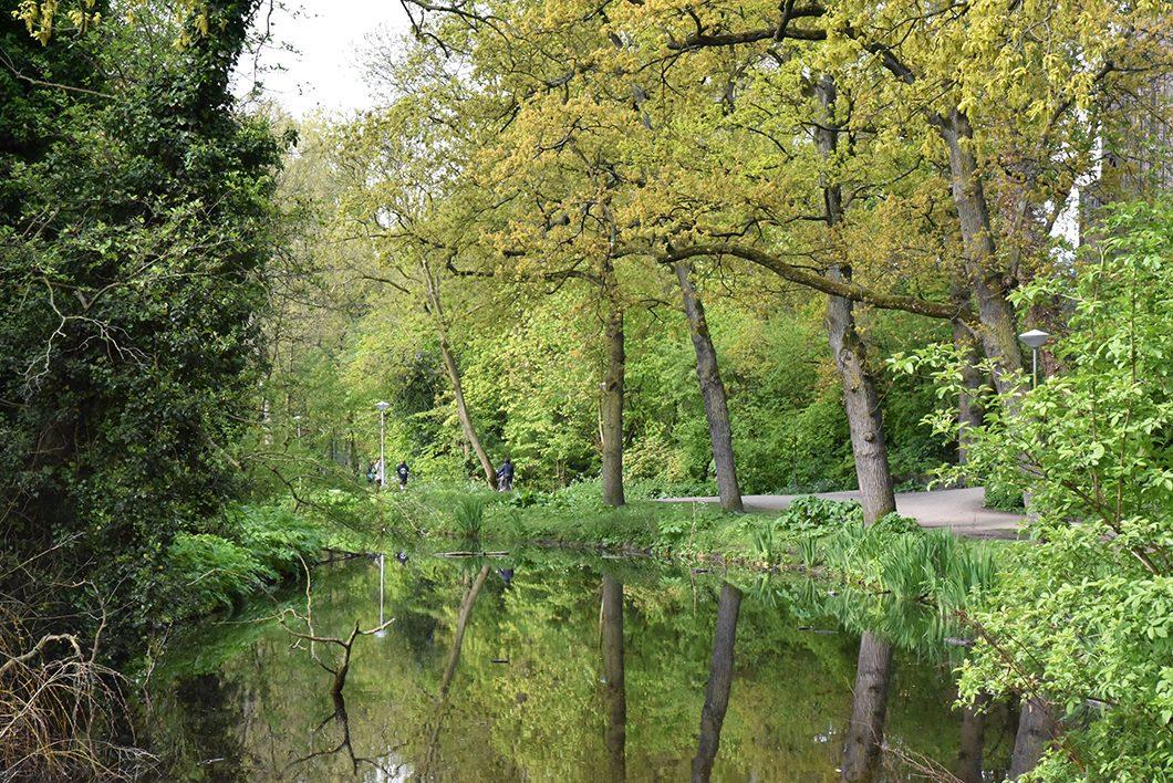 Balade au Vondelpark