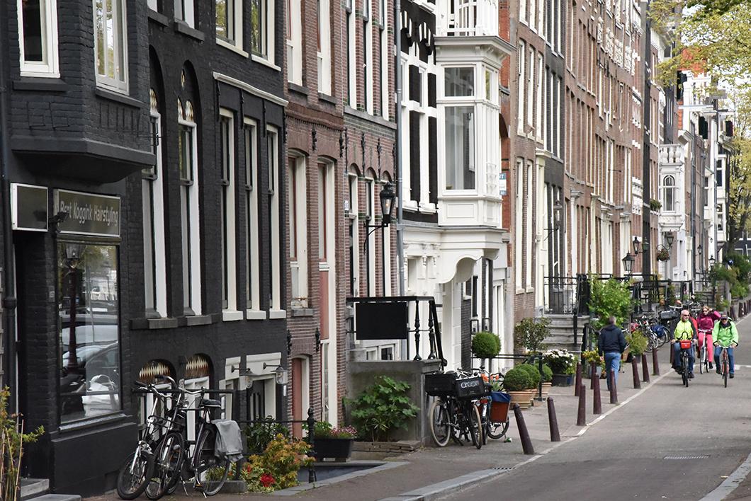 Un week end à Amsterdam