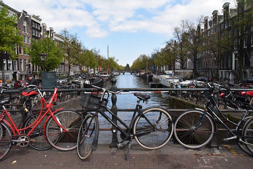 Louer des vélos à Amsterdam