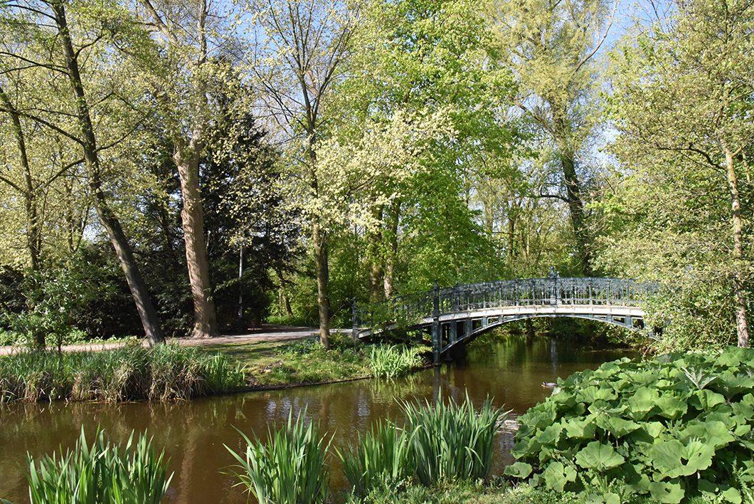 Le Vondelpark, plus grand parc d'Amsterdam