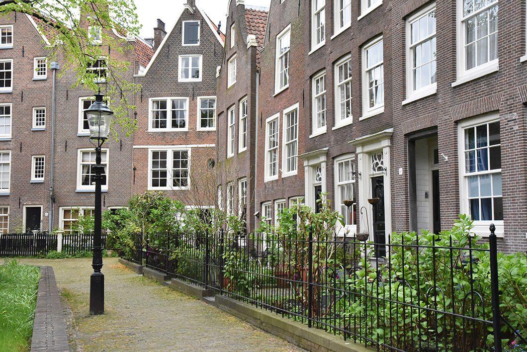 Les plus jolies d'Amsterdam