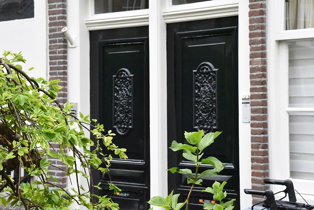 Un week end à Amsterdam - cour cachée Begijnhof