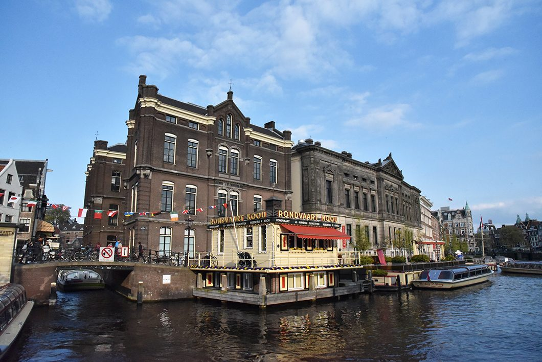 Visites pour un week end à Amsterdam