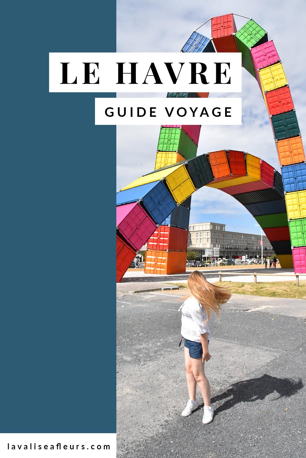 Guide voyage du Havre