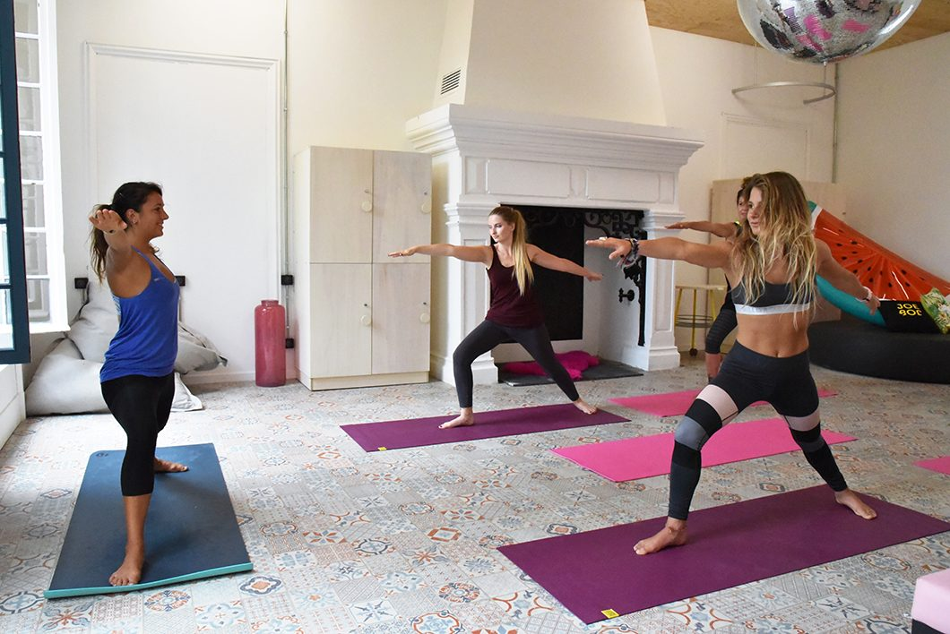Yoga avec JO&JOE