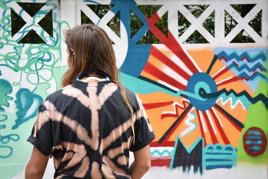 Street art chez JO&JOE