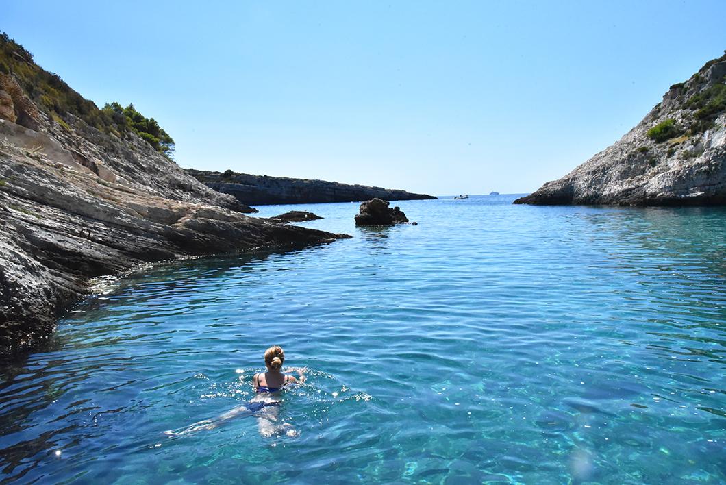 ile de Vis - Split - Croatie