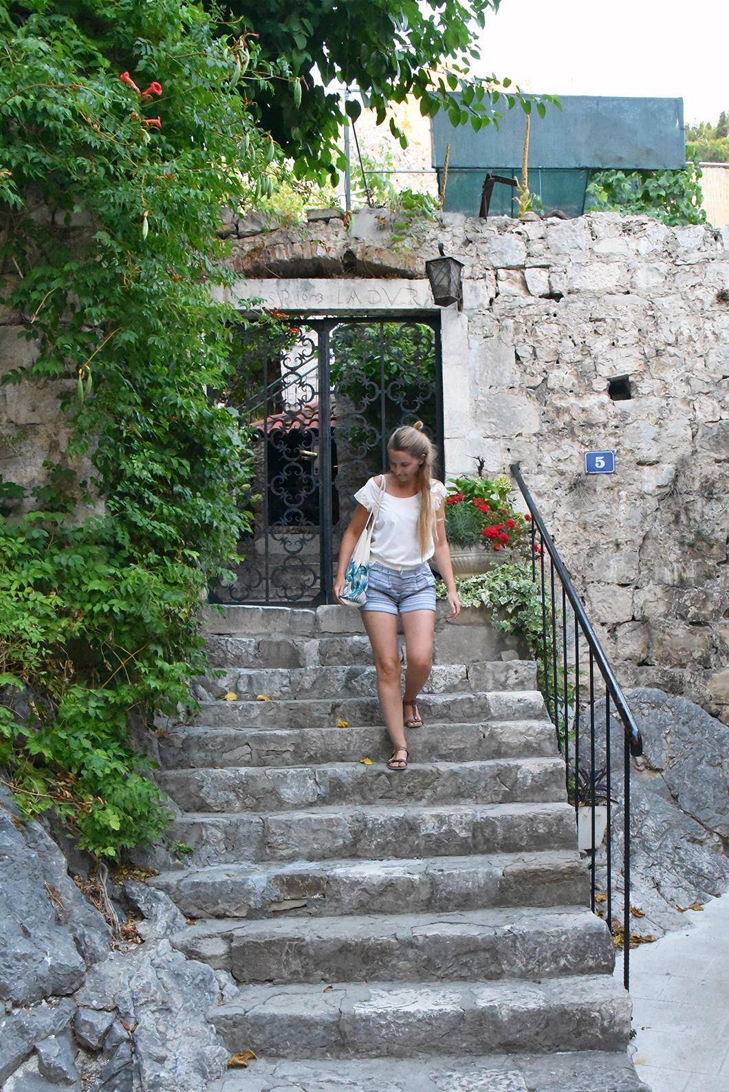 Omis - Croatie