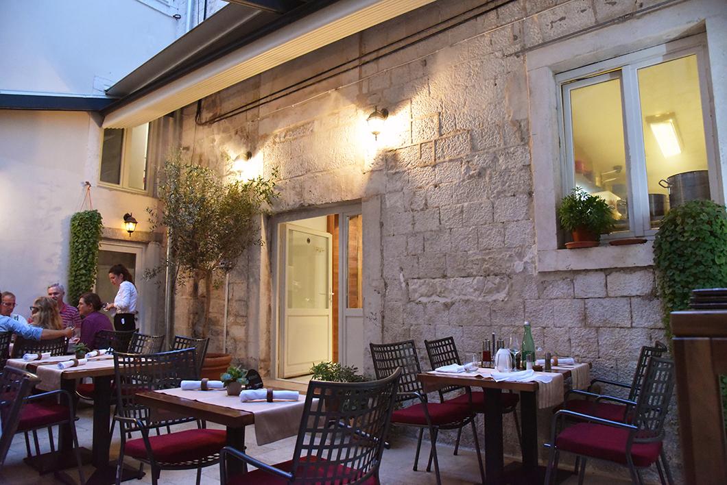 Bonnes adresses à Split - Konoba & BarLaganini - Croatie