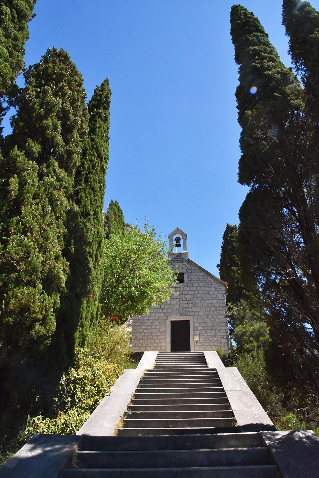 Parc de Marjan - Split - Croatie
