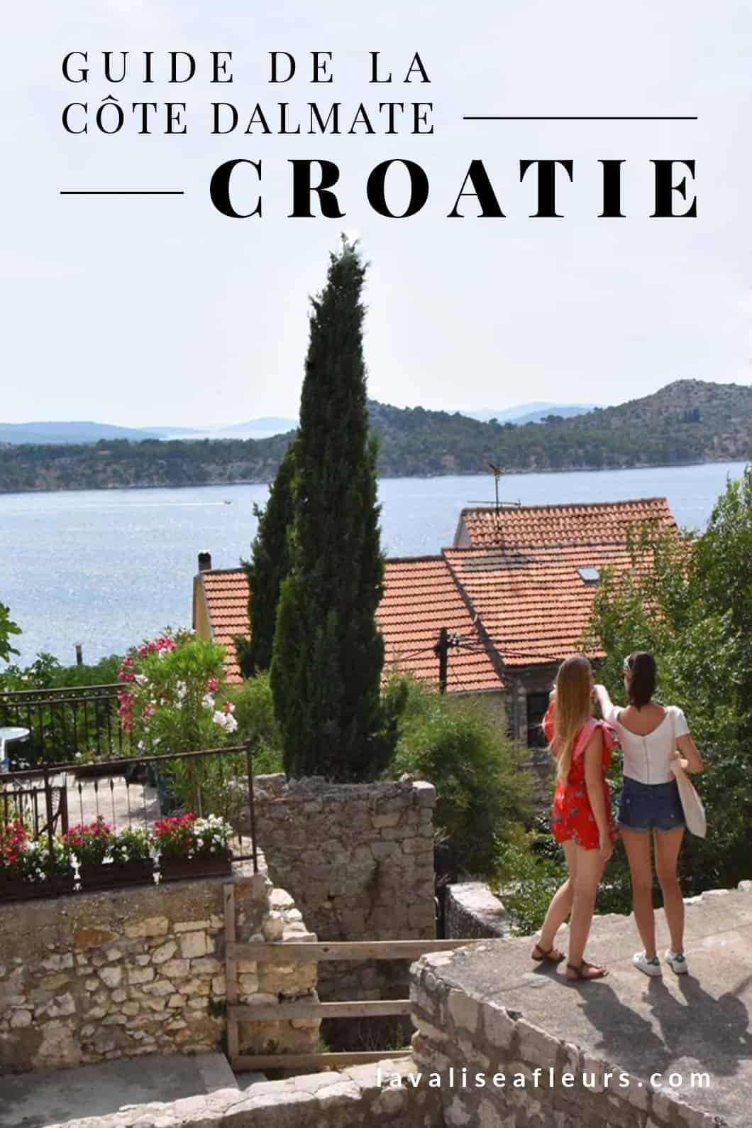 Guide de la Côte Dalmate en Croatie