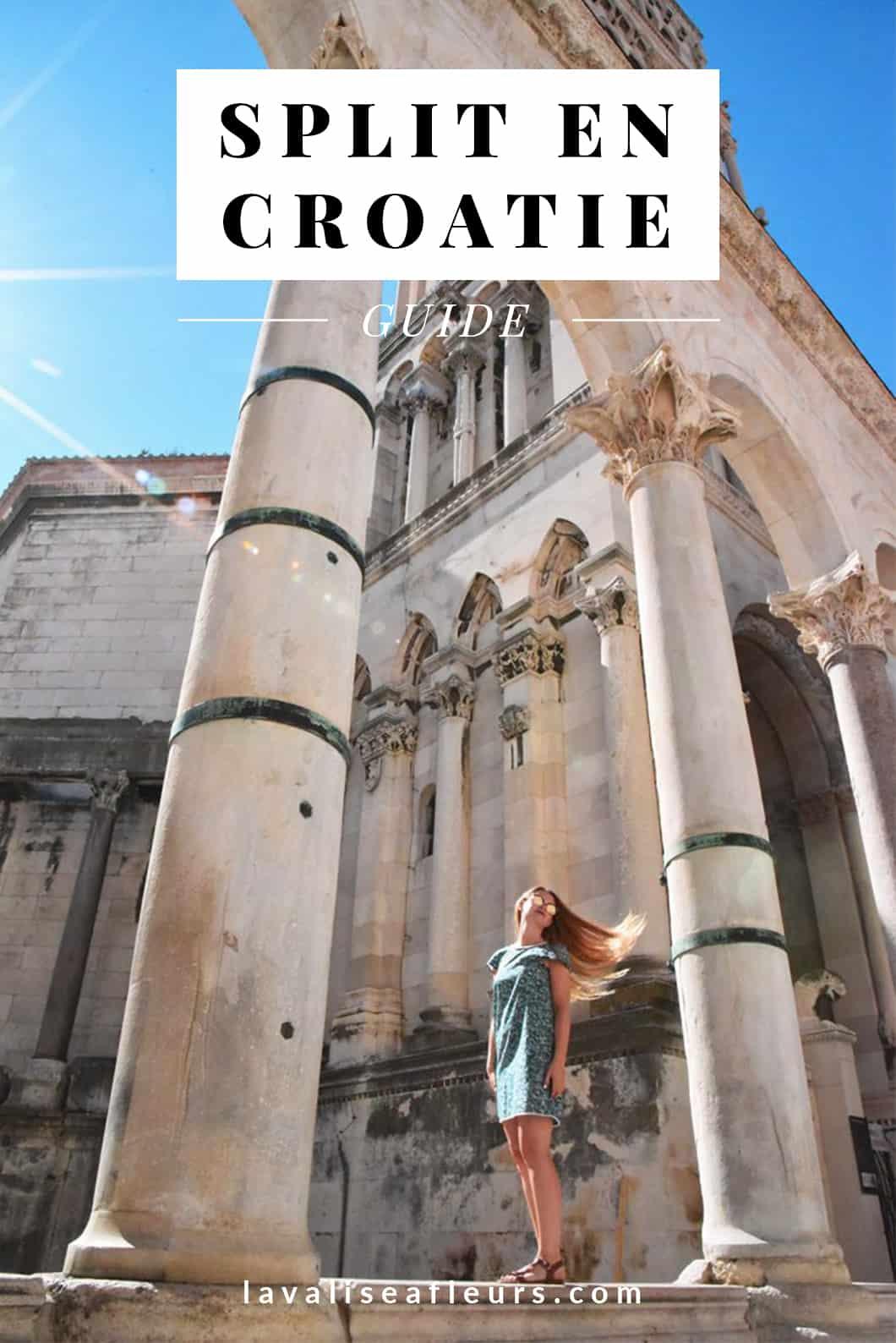 Guide de Split en Croatie