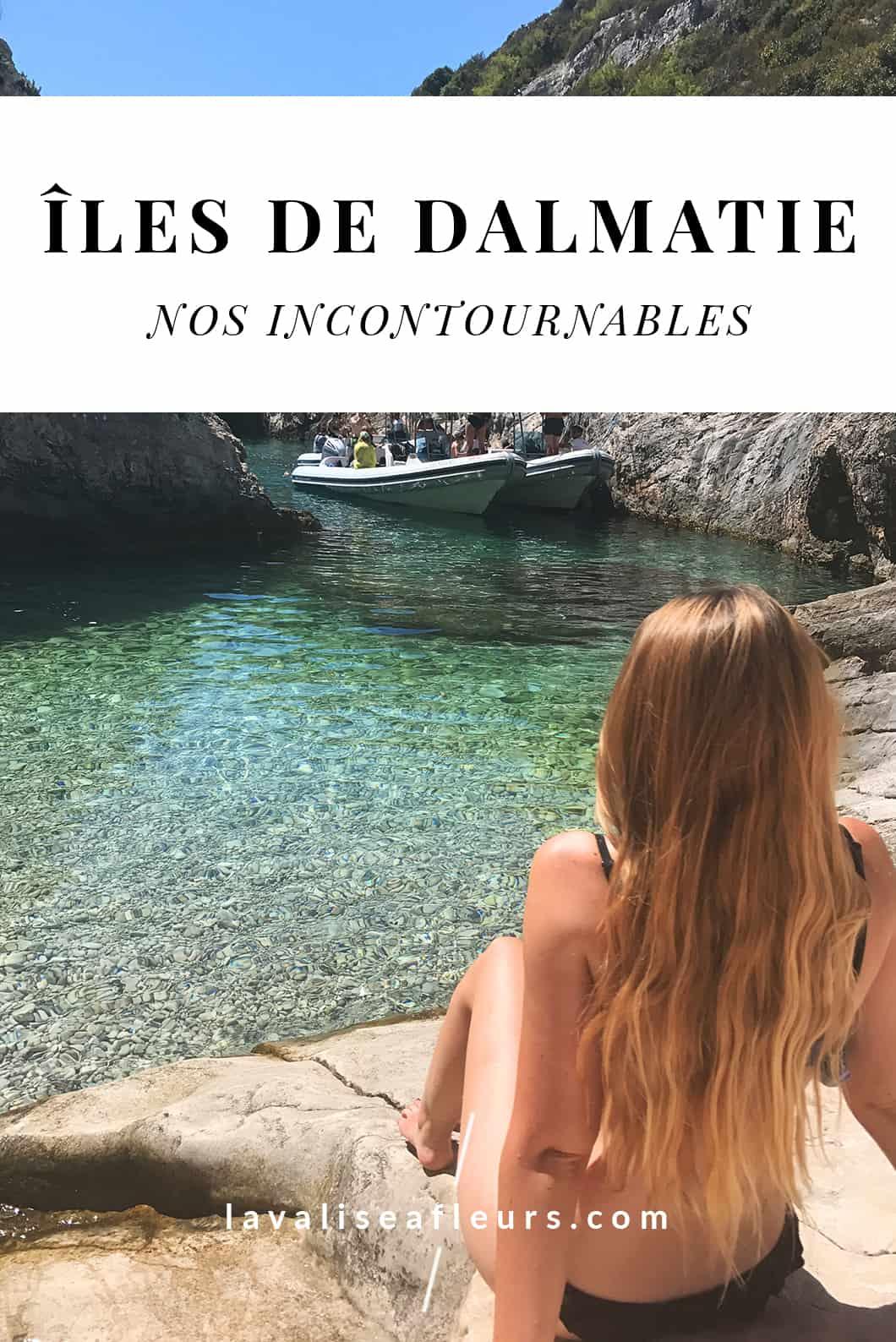 Îles de Dalmatie, nos incontournables