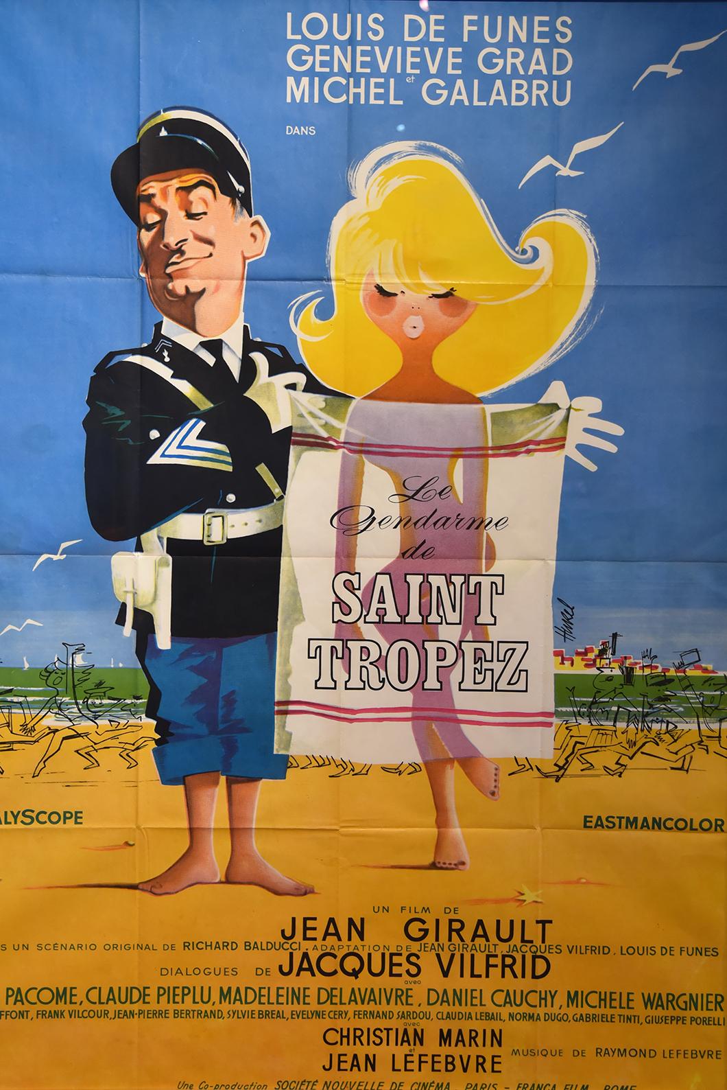 Musée de lagendarmerie et du cinéma - Saint Tropez