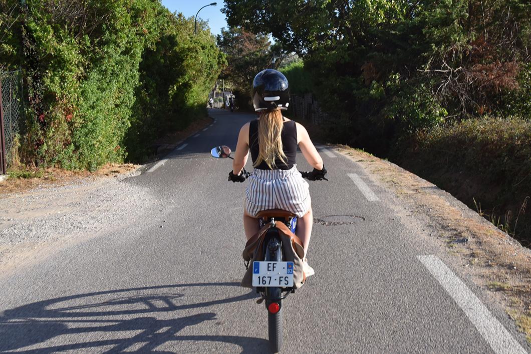 La Guêpe Mobile - Saint Tropez