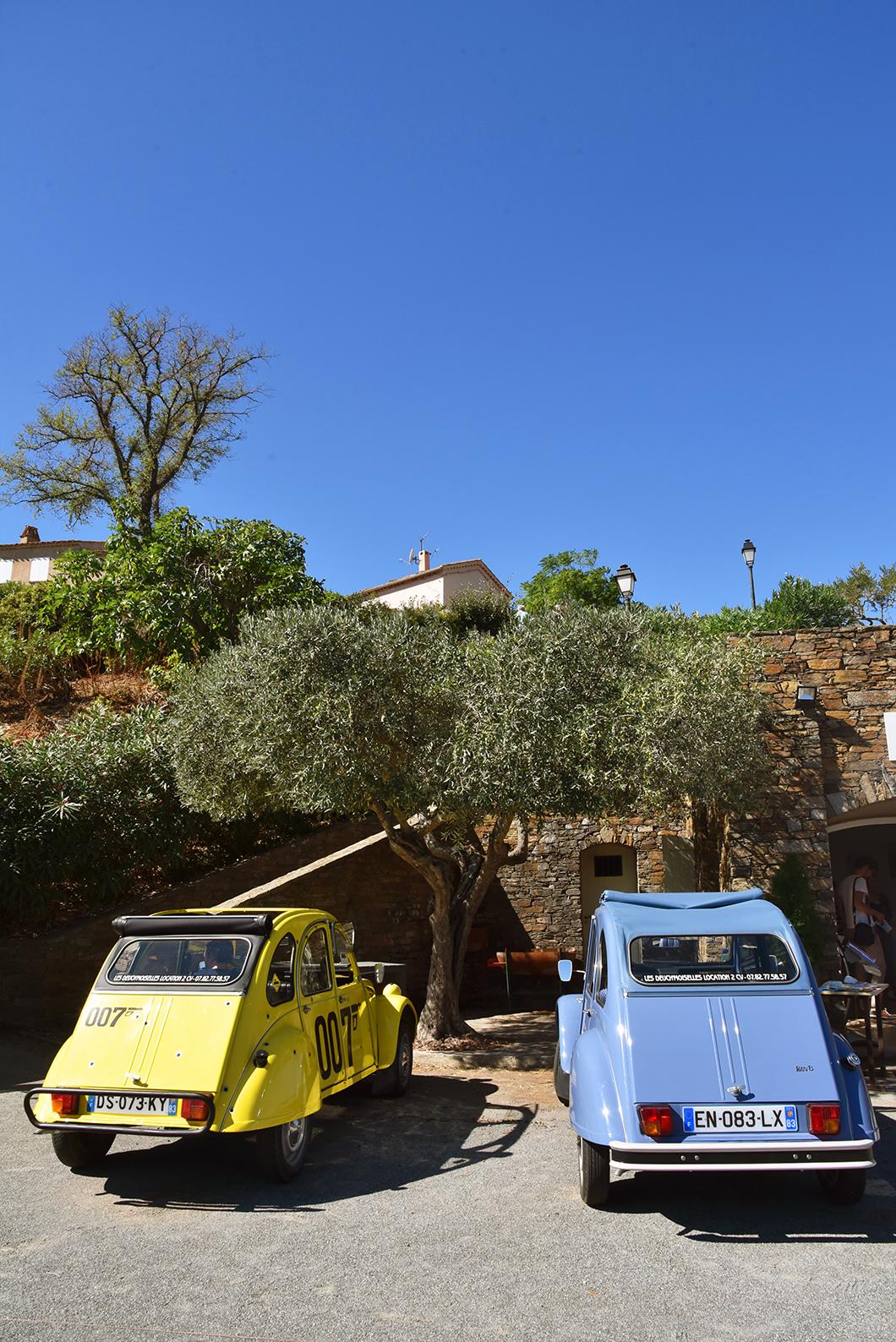 Deuch'moiselles - Golfe de Saint Tropez