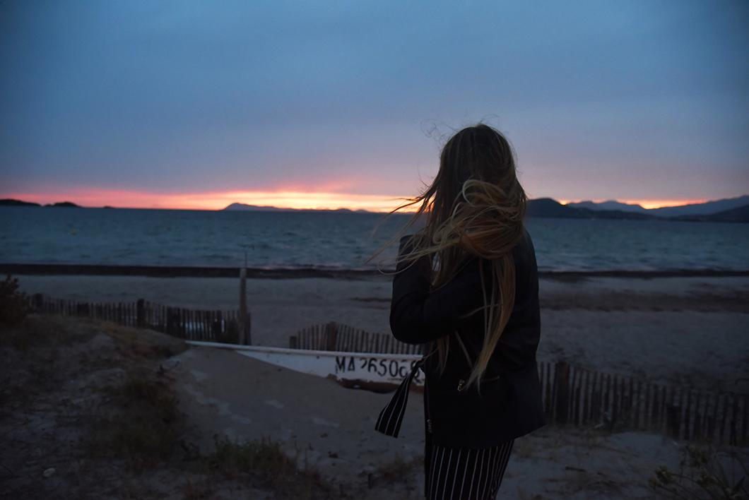 Plage de l'Almanarre - Côte d'Azur