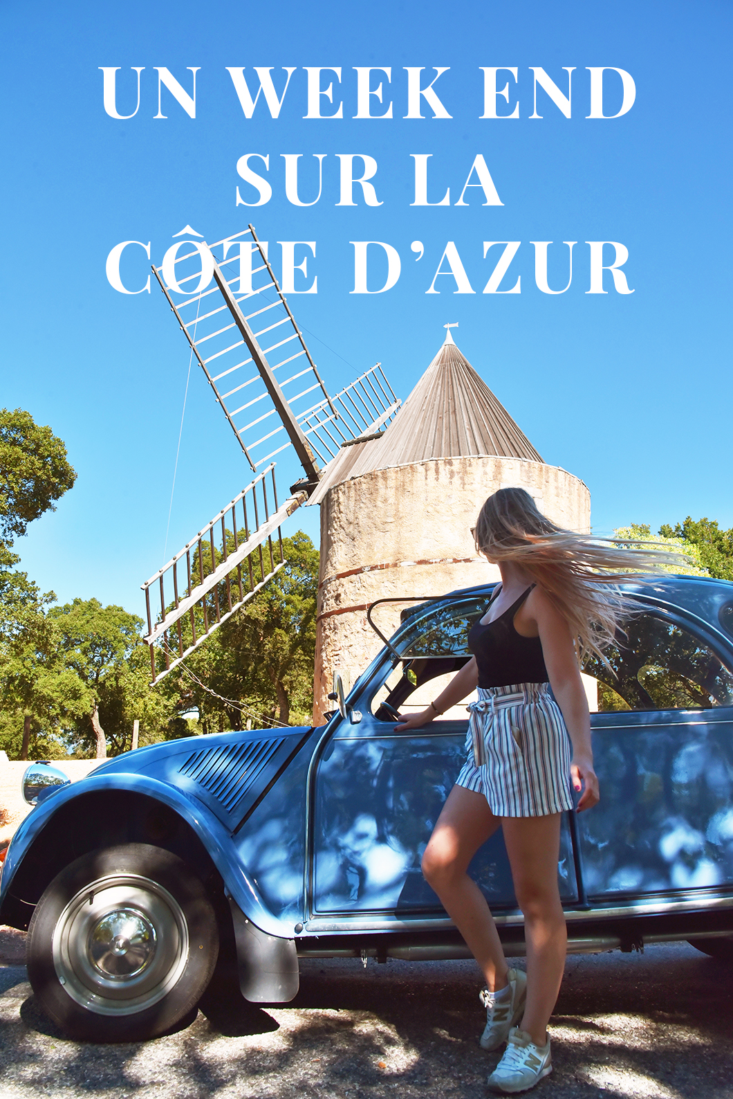 Guide d'un week end sur la Côte d'Azur