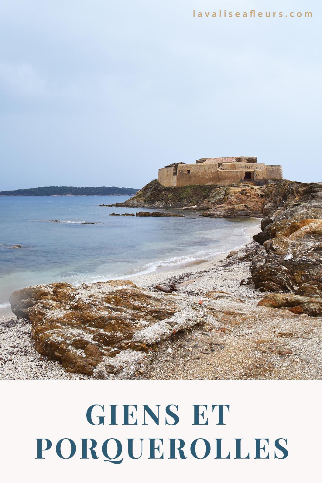 Visiter Giens et l'île de Porquerolles