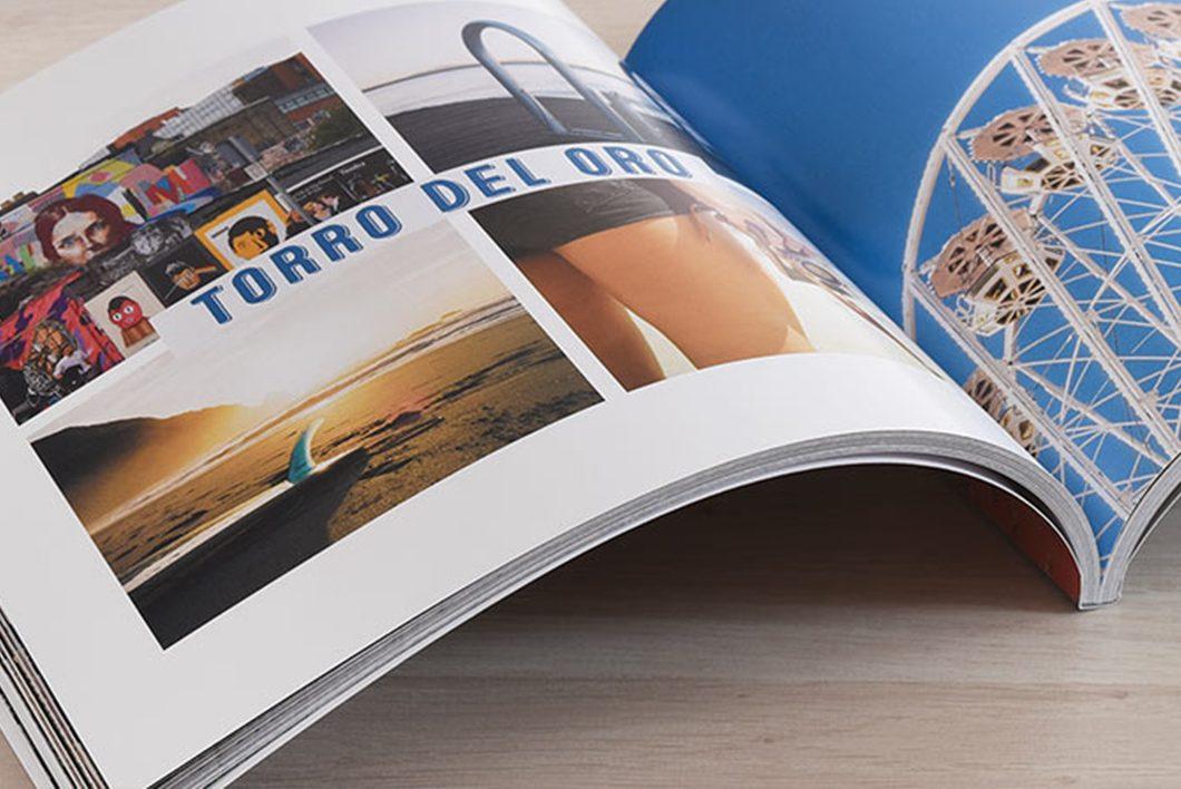 Faire un livre photos de voyage