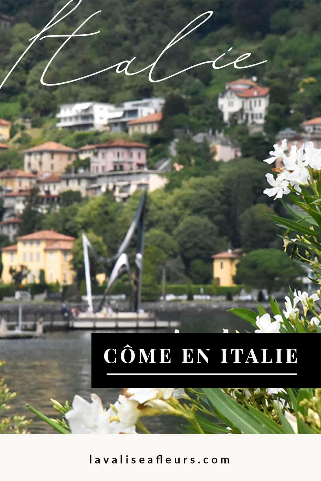 Visiter Côme en Italie