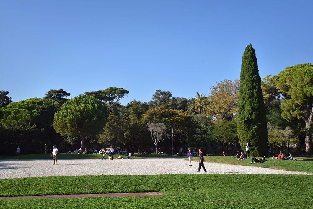 Un week end à Nice - Colline du château
