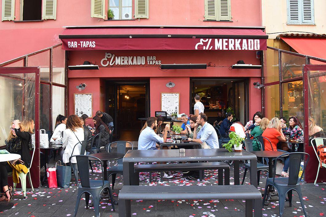 El Merkado - bonne adresse à Nice