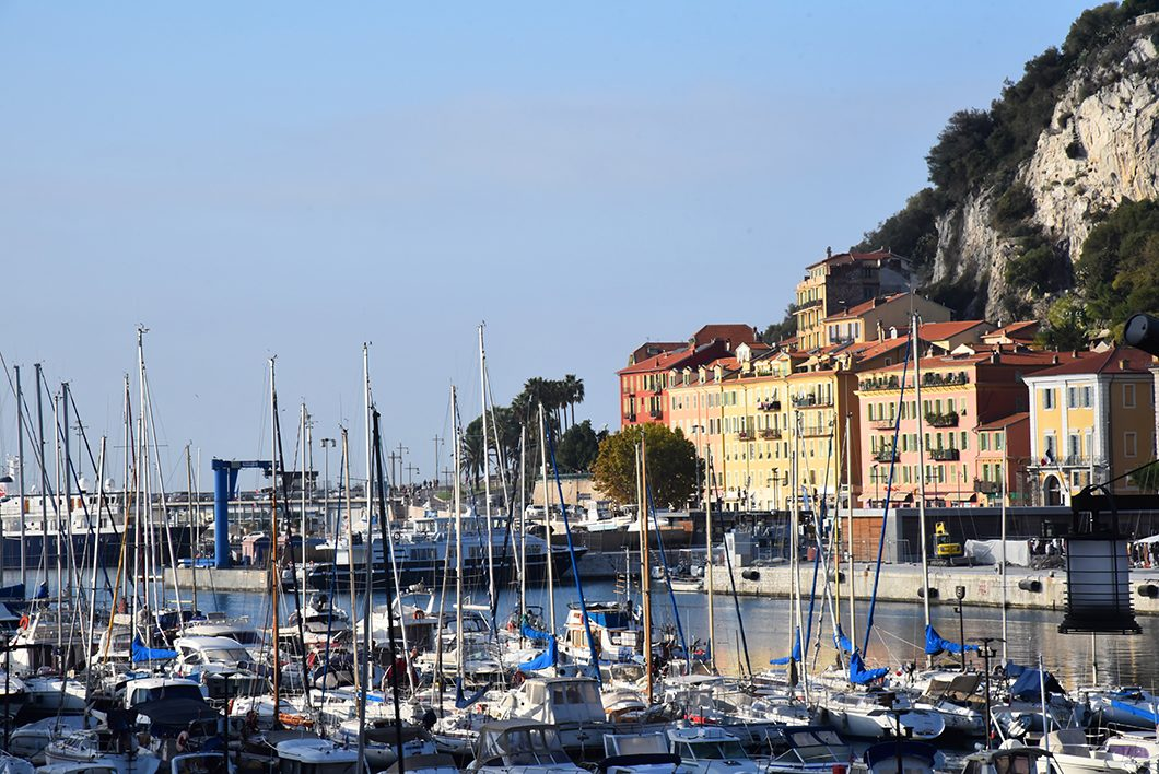 Un week end à Nice - le Port