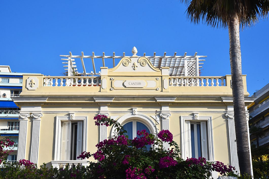 Un week end à Nice - le Port