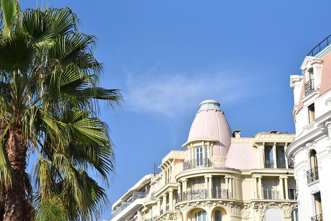 Un week end à Nice - Promenade des Anglais