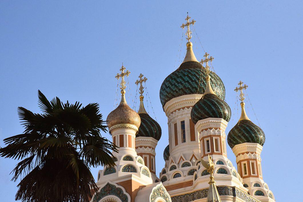 Un week end à Nice - CathédraleOrthodoxe Russe Saint-Nicolas