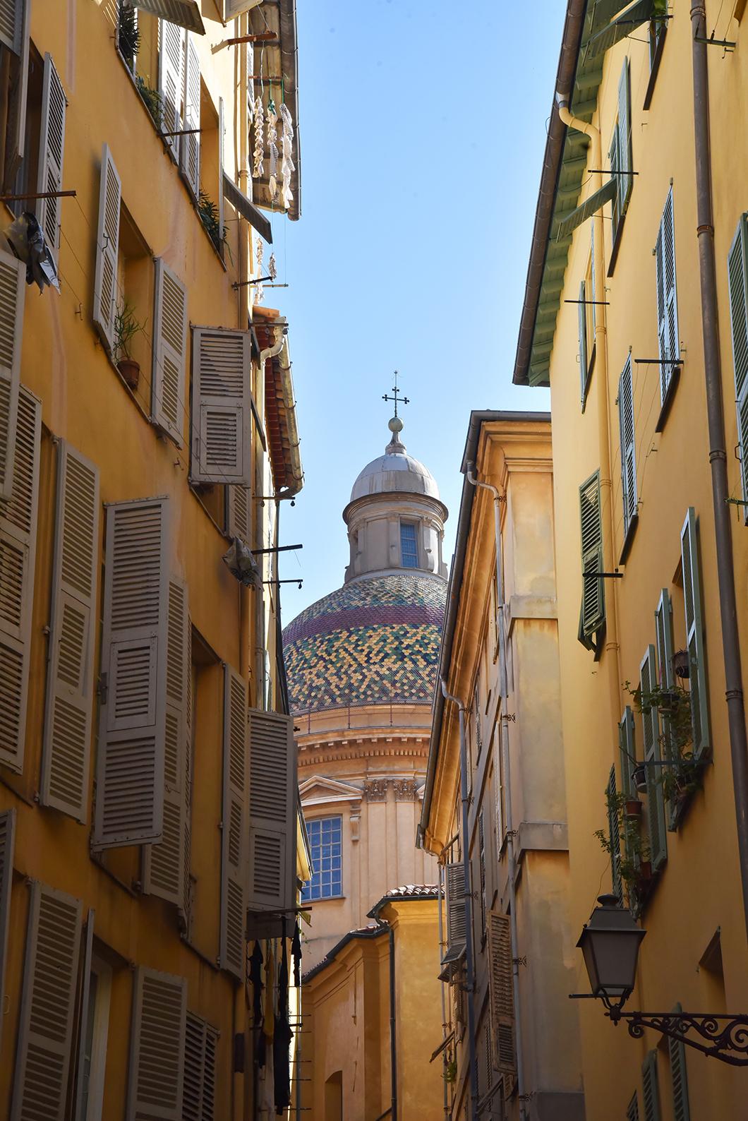 Un week end à Nice - Vieux Nice