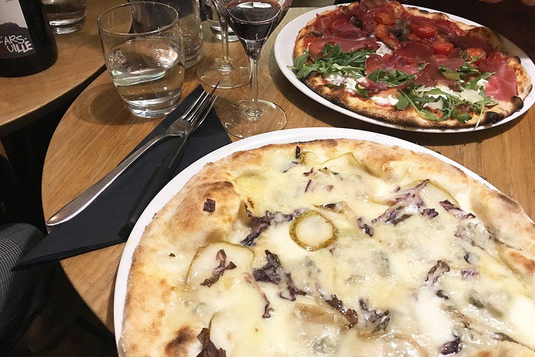 Baretto di Edgar, Classement des pizzerias de Paris