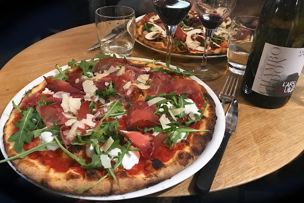 Top des meilleures pizzas de Paris