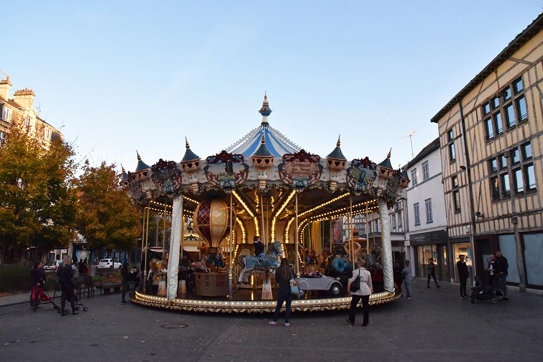 Troyes - Aube en Champagne