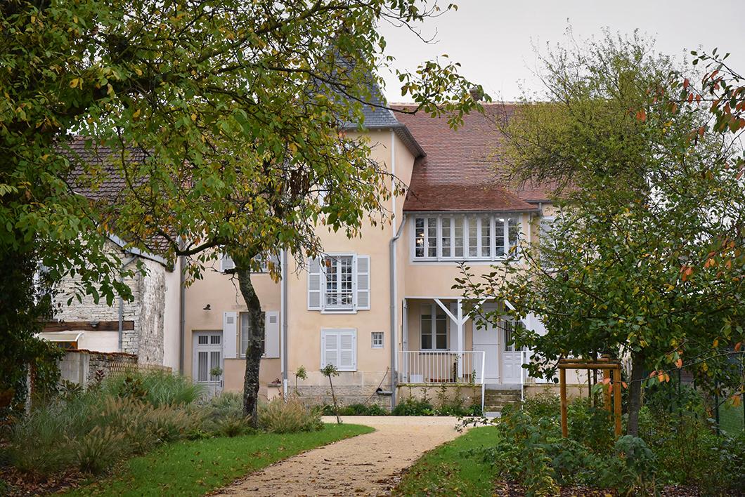 Maison Renoir - Aube en Champagne