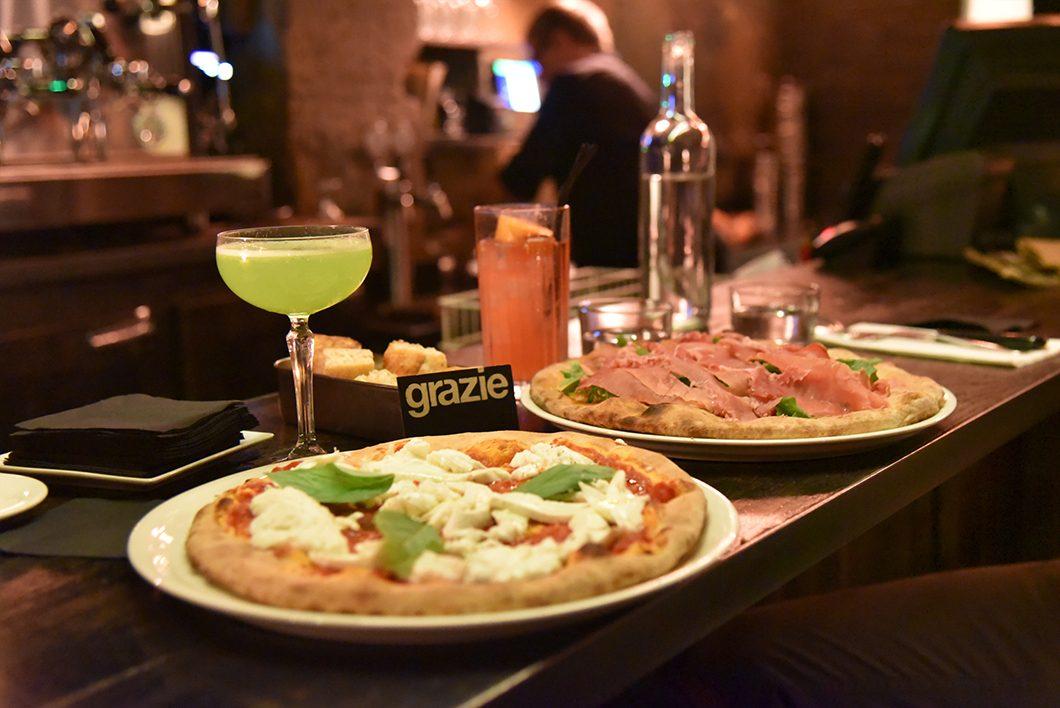 Où manger une pizza à Paris ? Grazie