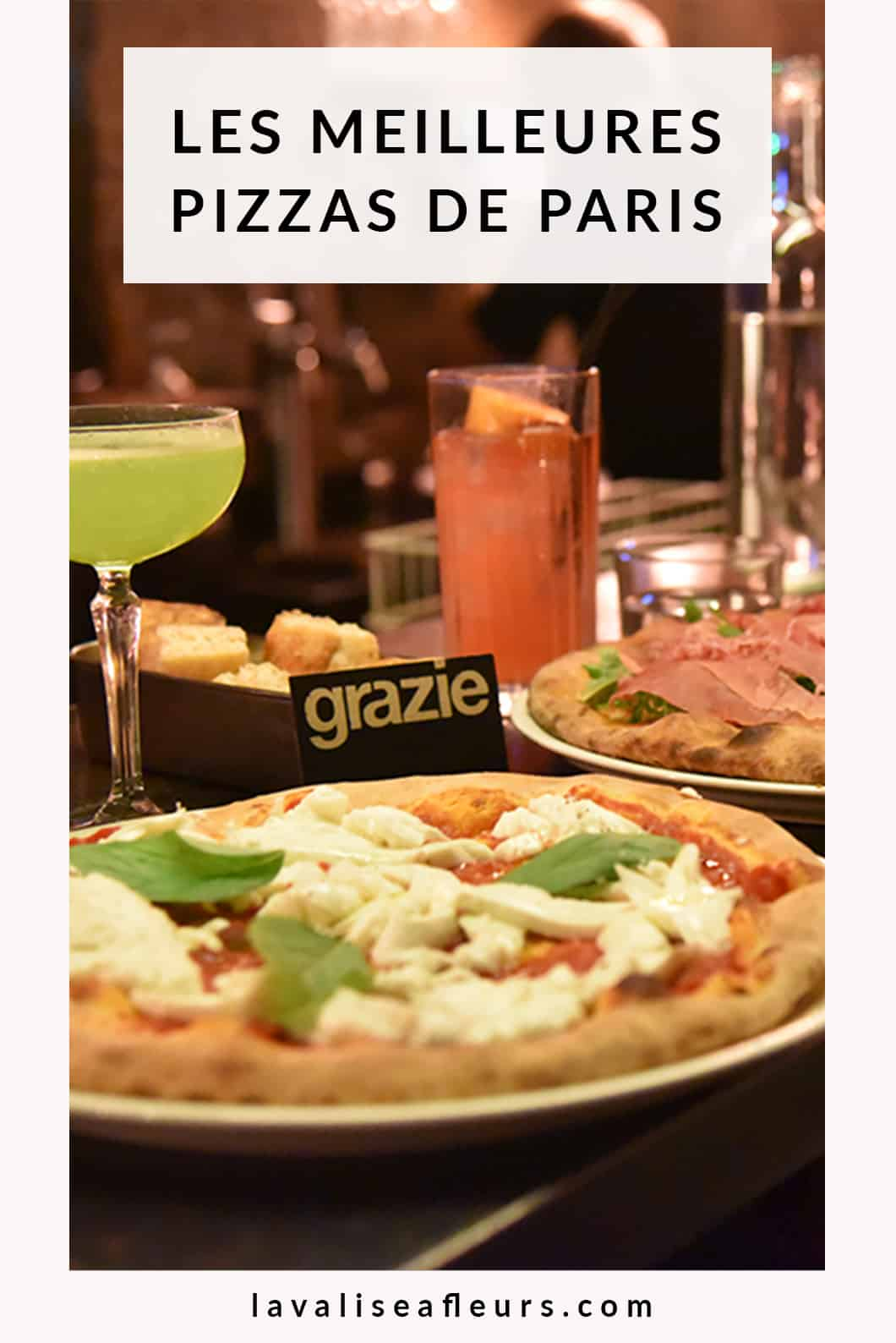 Les meilleures pizzas de Paris, toutes nos bonnes adresses