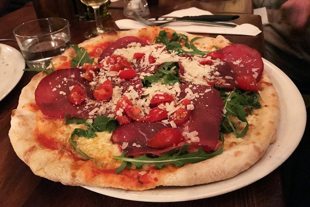 Nos pizzas préférées à Paris, Lucky Luciano