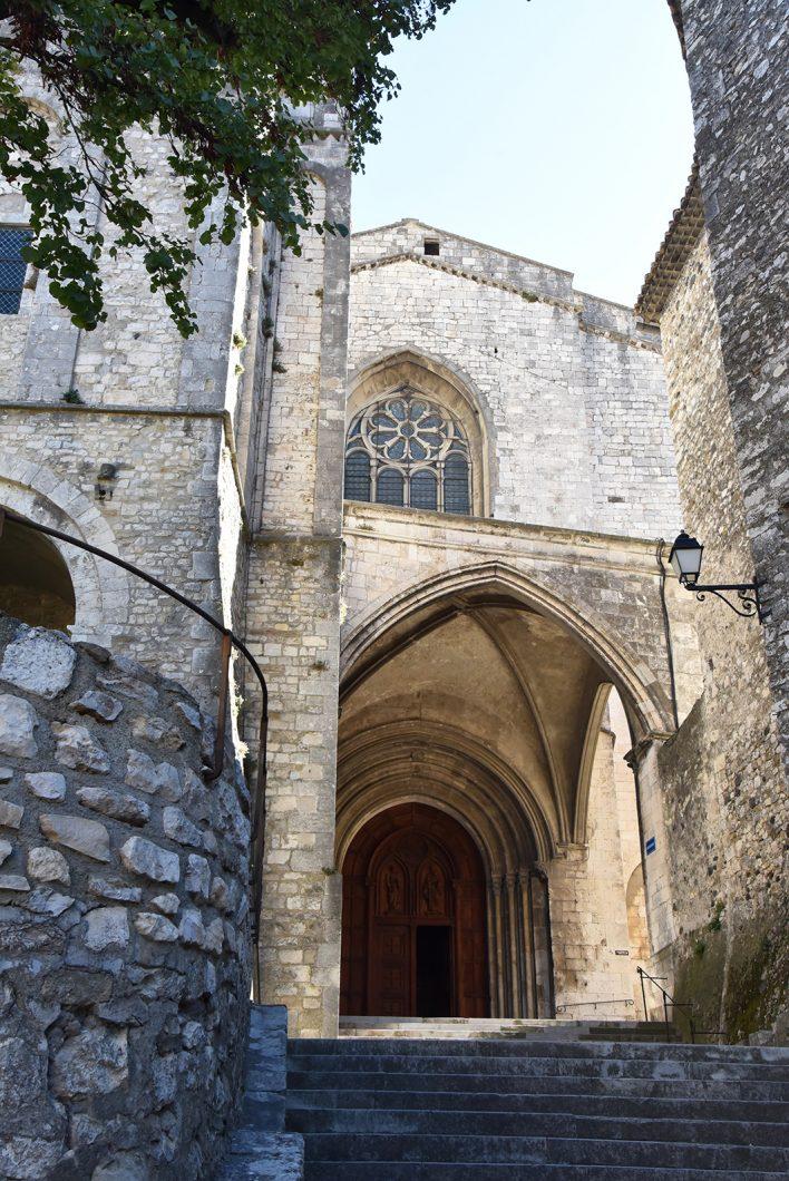 Cathédrale Saint-Vincent - Viviers