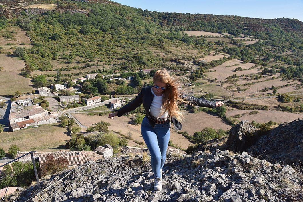 Neck de Sceautres - Ardèche